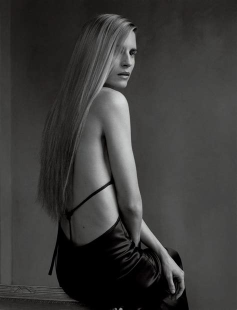 BRIT MARLING in Interview Magazine, March 2017 Issue