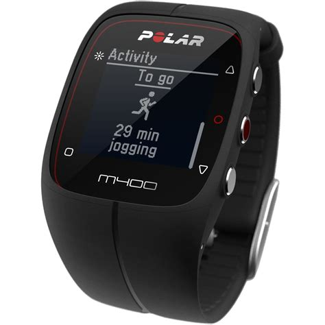 Polar M400 GPS with Heart Rate Monitor   Backcountry