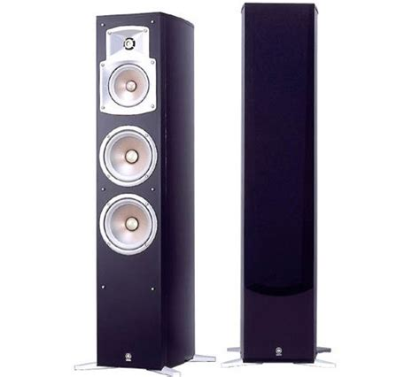 Yamaha NS-555 Floor standing speakers review and test
