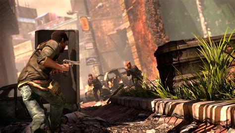Uncharted Drake's Fortune Uncharted 2 - PS3 - Jeux Torrents